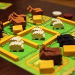 2人用ボードゲーム「アグリコラ 牧場の動物たち」の紹介、夫婦で遊んだリプレイ