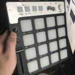 MacとMIDIパッドを使って無料でMPCばりにサンプリング&リアルタイム演奏する方法