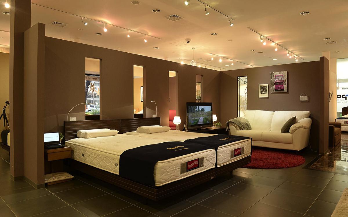 ベッドどこで買う?名古屋市内にある5つのメーカーのショールーム