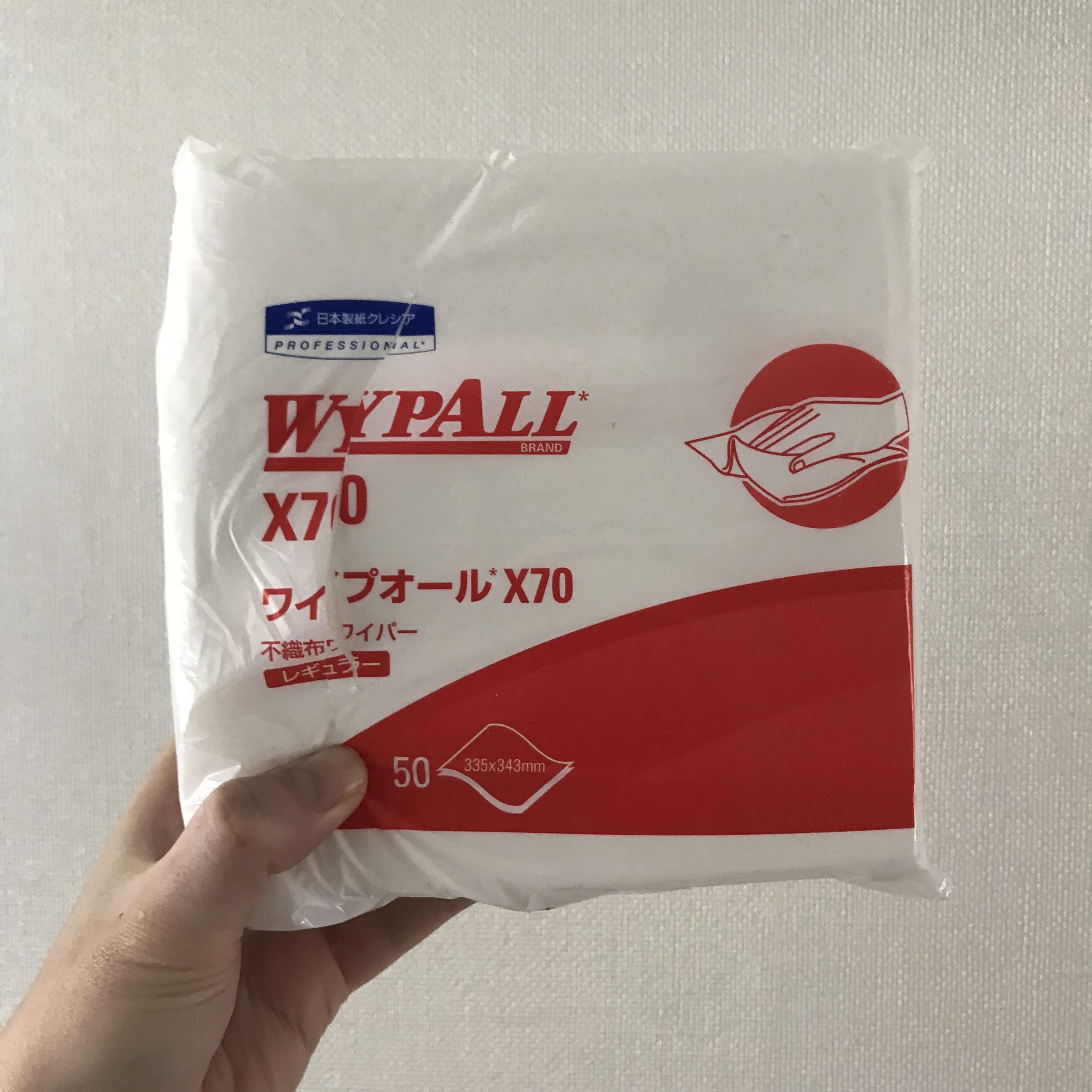 「ワイプオール」丈夫で大活躍する不織布