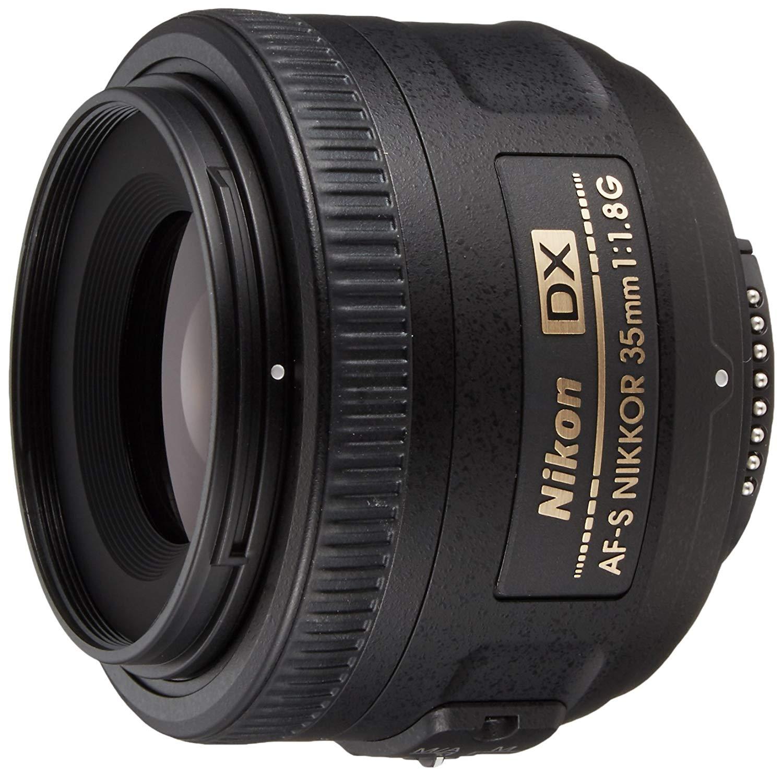 Nikonの単焦点レンズ「NIKKOR 35mm f/1.8G」