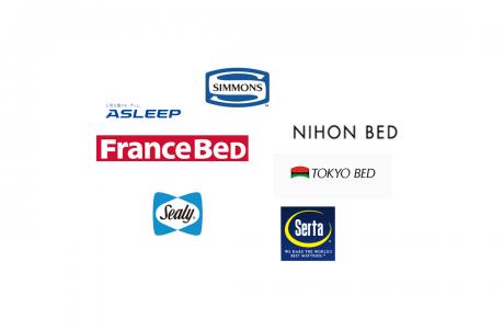 ベッドを買うならどこが良い?人気マットレスメーカー7社を徹底比較